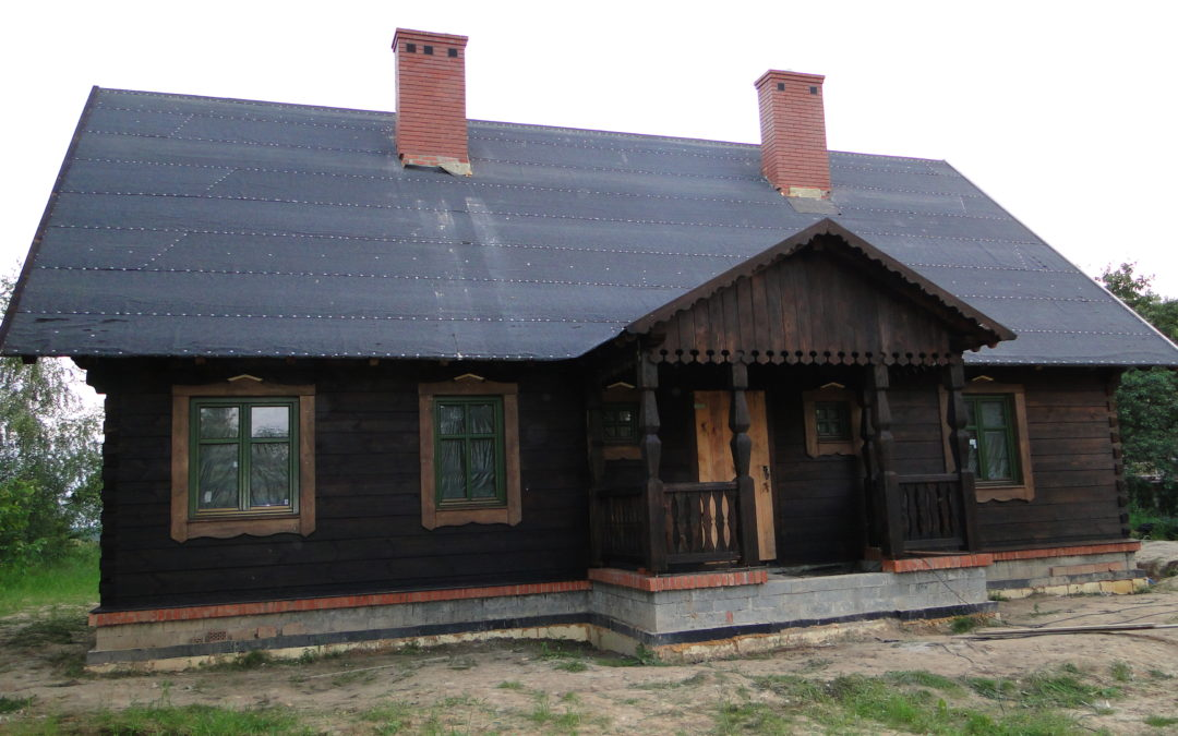 Dom wNałęczowie